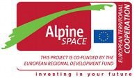logo alpine space